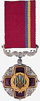 Орден Украины «За заслуги» ІІІ степени